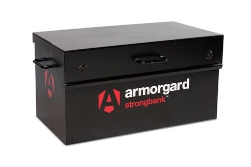 Armorgard Strongbank Van, Truck and Site Box