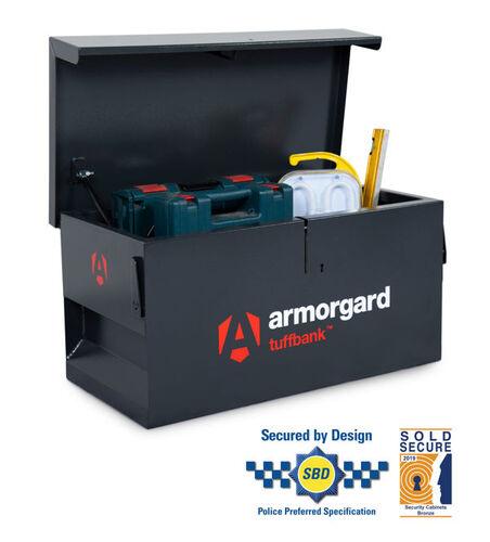 Armorgard Tuffbank Van, Truck and Site Box