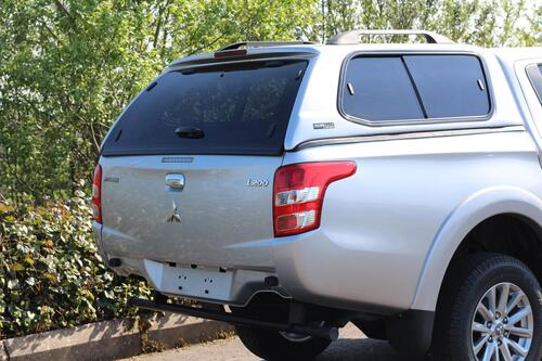 Ridgeback S-Series Double Cab Hardtop