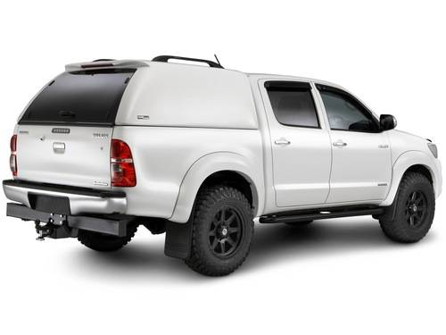Ridgeback L-Series Double Cab Hardtop